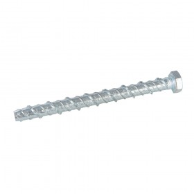 Fixman Concrete Masonry Bolts 10pk M8 x 100mm - 570612