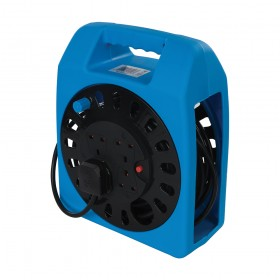 Powermaster Cassette Cable Reel 230V 4-Gang 15m - 584584