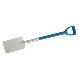 Silverline Stainless Steel Digging Spade 1000mm