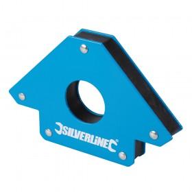 Silverline Welding Magnet 125mm