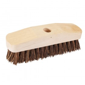 "Silverline Deck Scrub Brush 228mm (9"")"