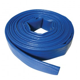 Silverline Lay Flat Hose 10m x 25mm