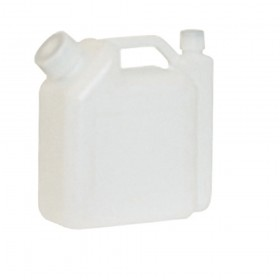 Silverline 2-Stroke Fuel Mixing Bottle 1Ltr