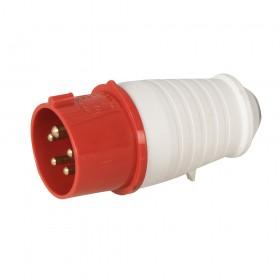 Powermaster 16A Plug 400V 5 Pin - 641230