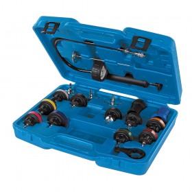 Silverline Radiator Pressure Test Kit 18pce 18pce - 647951