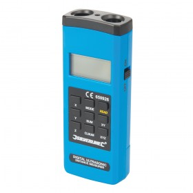 Silverline Digital Range Measure 0.55 - 15m