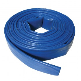 Silverline Lay Flat Hose 10m x 50mm