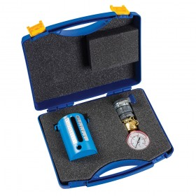 Dickie Dyer Combined Flow & Wet Pressure Test Kit 2.5-22Ltr / 0-10bar - 40.22