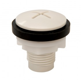 Plumbob White Blanking-Off Plug 21-30mm - 715225