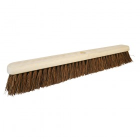 "Silverline Broom Stiff Bassine 610mm (24"")"