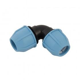 Plumbob MDPE Elbow 25 x 25mm - 726838