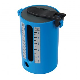 Dickie Dyer Flow Measure Cup 2.5-22Ltr / 1/2-5 Gallons - 11.083
