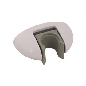 Plumbob Adjustable Shower Head Holder White - 742782