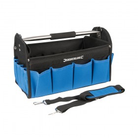 Silverline Tool Bag Open Tote 400 x 200 x 255mm