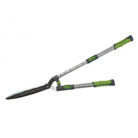Silverline Telescopic Hedge Shears 755mm