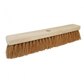 "Silverline Broom Soft Coco 457mm (18"")"