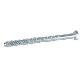 Fixman Concrete Masonry Bolts 10pk M10 x 130mm - 764399