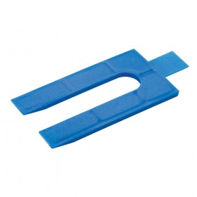 Fixman Plastic Packers 250pk 3mm - 769367