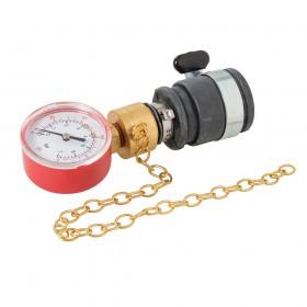 Dickie Dyer Water Pressure Gauge 0-6bar / 100psi - 90.079