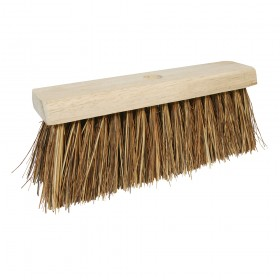 "Silverline Broom Bassine/Cane 330mm (13"")"