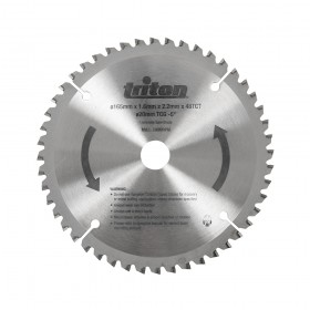 Triton Plunge Track Saw Blade 48T TTS48TCG Blade 48T