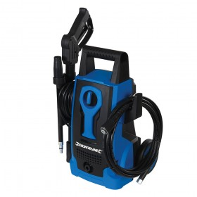 Silverline 1400W Pressure Washer 105bar Max - 834832