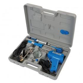 Silverline Electric Soldering Kit 9pce 100W / 30W