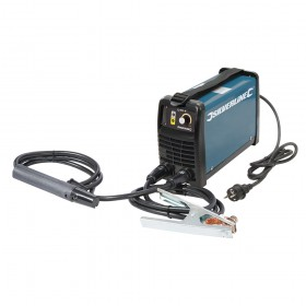 Silverline 100A MMA/TIG Inverter Arc Welder Kit 10 - 100A