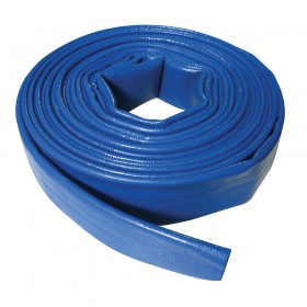 Silverline Lay Flat Hose 10m x 40mm