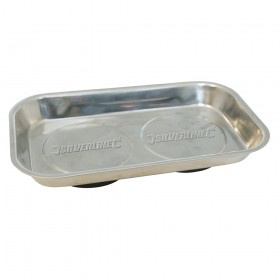 Silverline Magnetic Parts Tray 150 x 225mm