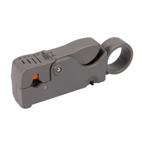 Silverline Coaxial Cable Stripper RG6 / 58 / 59 / 62