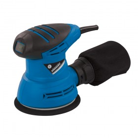 Silverline DIY 240W Random Orbit Sander 125mm