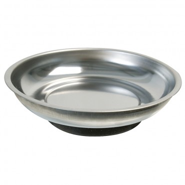 Silverline Magnetic Parts Dish 150mm