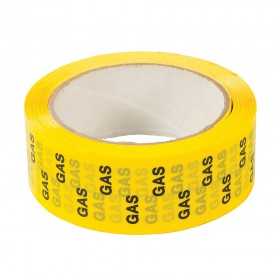Dickie Dyer 'GAS' Identification Tape 38mm x 33m - 90.711