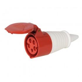 Powermaster 32A Socket 400V 5 Pin - 893184