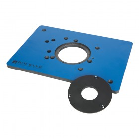 Rockler Phenolic Router Plate for Triton Routers 210 x 298mm (8-1/4 x 11-3/4'') - 893608