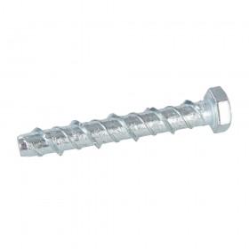 Fixman Concrete Masonry Bolts 10pk M8 x 60mm - 911525