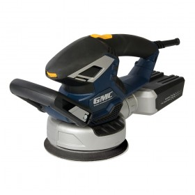 GMC ROS150CF 430W Dual-Base Random Orbit Sander 150mm - 920595