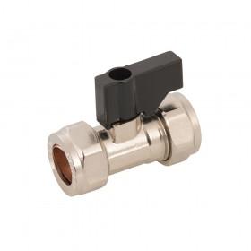 Plumbob Isolating Valve Handled 22mm - 923831