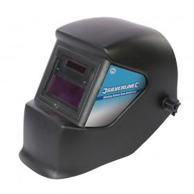 Silverline Welding Helmet Auto Darkening DIN 3/11EW