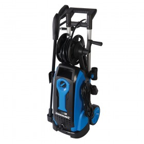 Silverline 2100W Pressure Washer 165bar Max - 943676