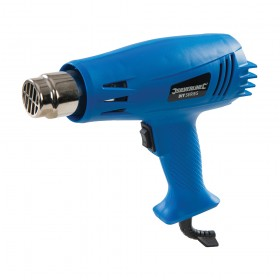 Silverline DIY 1500W Heat Gun 1500W - 947560