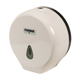Plumbob Jumbo Toilet Roll Dispenser 290 x 280 x 130mm - 991687