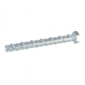 Fixman Concrete Masonry Bolts 10pk M10 x 100mm - 992631