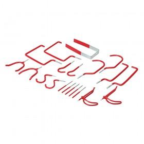Fixman Assorted Storage Hooks Pack 20pce - 994116