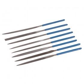 Silverline Needle File Set 10pce