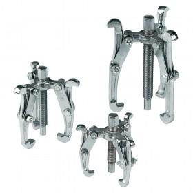 Silverline Gear Puller Set 3pce 75, 100 & 150mm