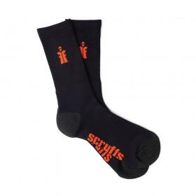 Scruffs Worker Socks 3pk Size 7-9.5 - T53545