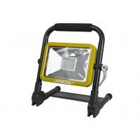 Faithfull Folding Rechargeable Worklight 20 Watt 1800 Lumens - XMS17FOLD20W