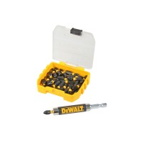 DEWALT Extreme Impact Torsion PZ2 25mm with Holder - XMS18IMPBITS